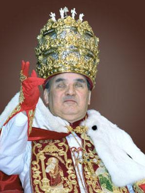 """<a href=""""die-paepste#elpapasangregorioxvii"""" title=""""Der heilige Papst Gregor XVII., der Größte"""">Der heilige Papst Gregor XVII., der Größte<br/><i>De Glória Olívæ</i><br><br><i>Mehr</i>"""