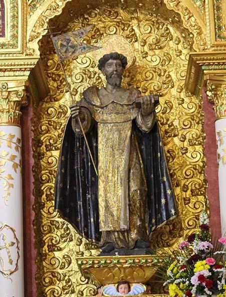 """<a href=""""der-heilige-dominikus-von-guzman/"""" title=""""Der Heilige Dominikus von Guzman"""">Der Heilige Dominikus von Guzman<br></a>"""