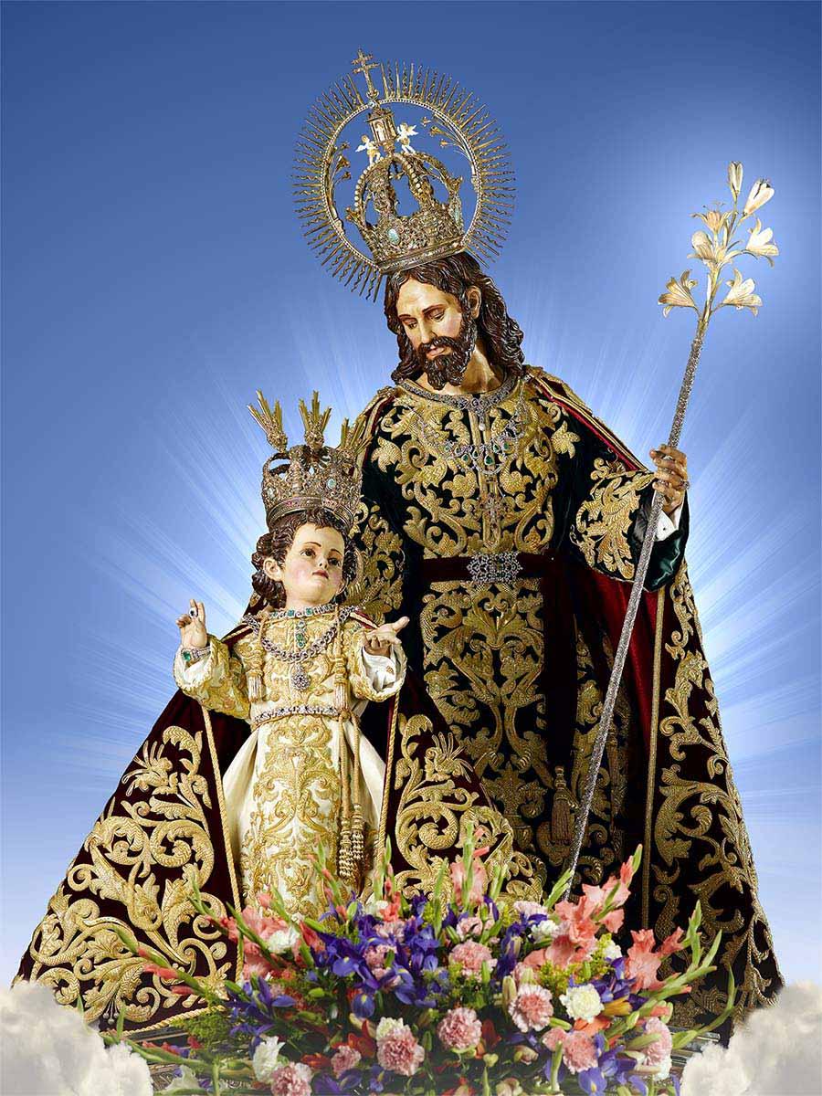 """<a href=""""der-gekroente-heiligste-josef-von-palmar/"""" title=""""Der Gekrönte Heiligste Josef von Palmar"""">Der Gekrönte Heiligste Josef von Palmar<br></a>"""